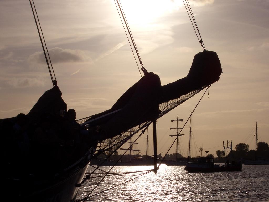 Spanisches Segelschiff