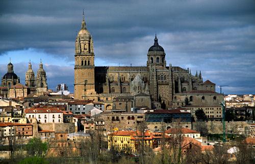 Altstadt von Salamca