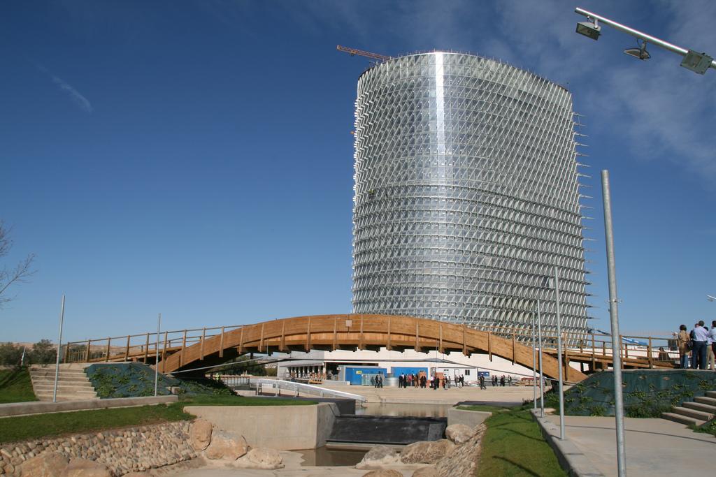 Bauprojekte Expo 2008 Saragossa