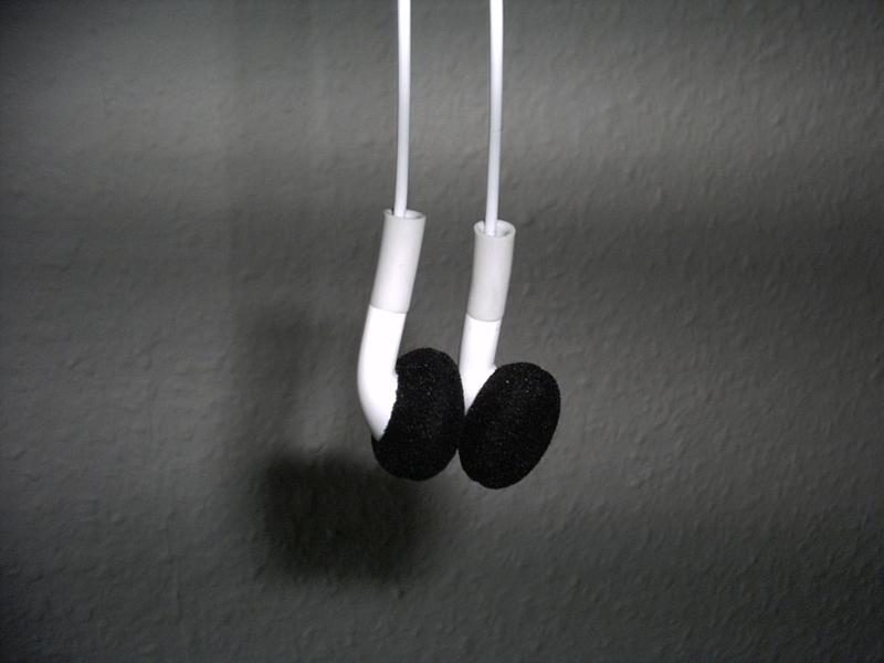 Kopfhörer als Accessoire für Headphone Partys