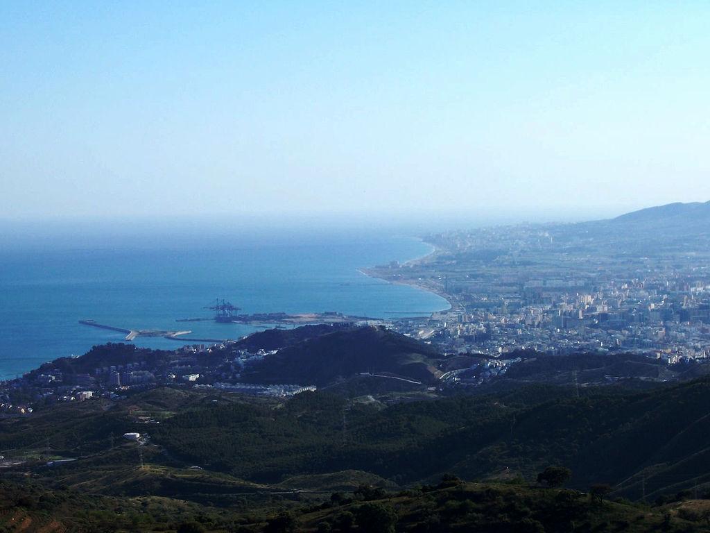 Auf einer der schlecht überschaubaren Küstenstraßen um Malaga ereignete sich das Unglück